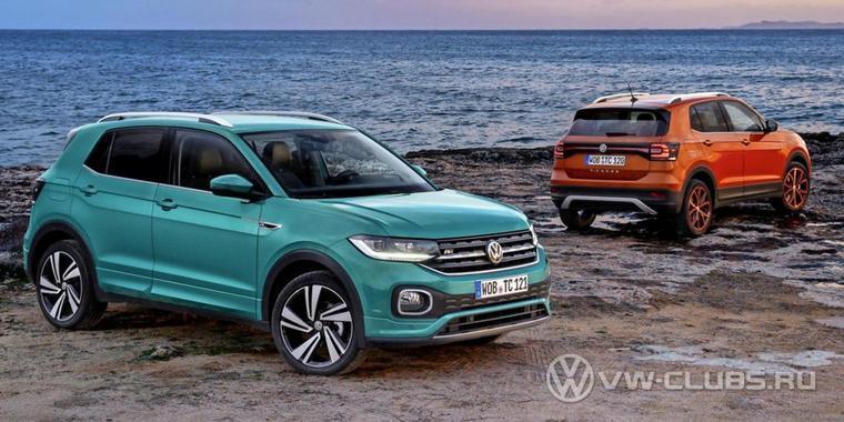 VW T-Cross Club / Фольцваген Тирок Клуб Форум